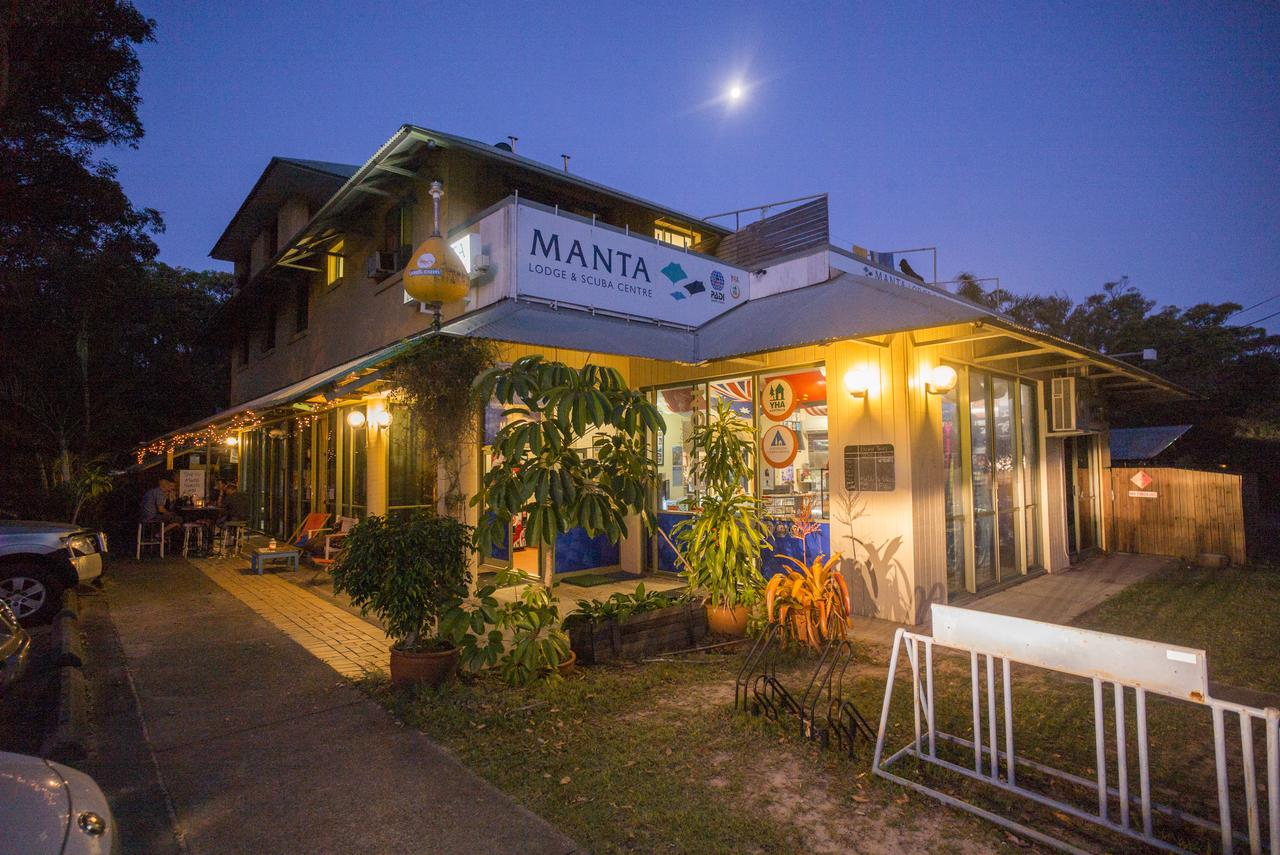 Manta Lodge YHA  Scuba Centre - Accommodation Port Macquarie