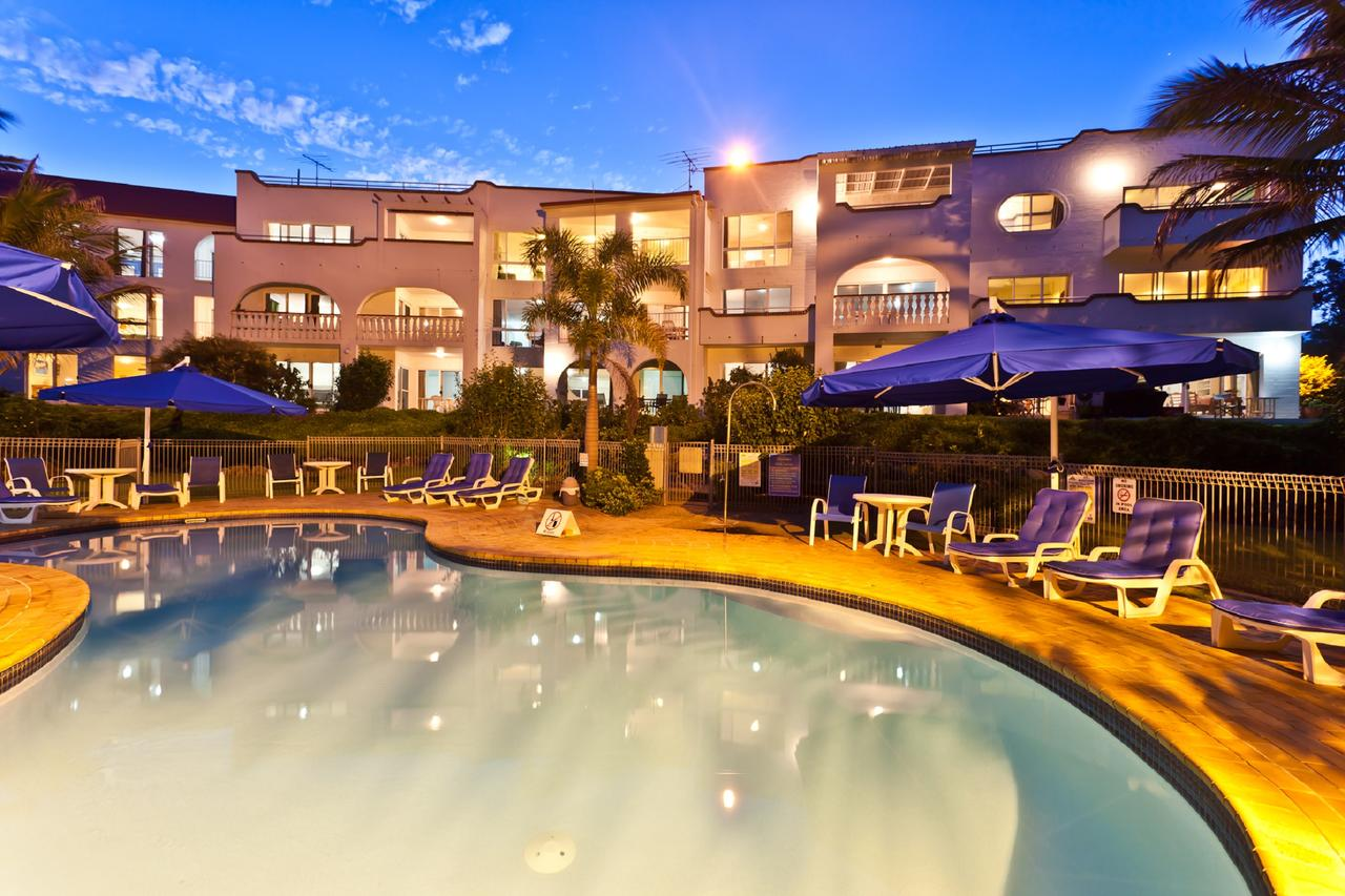 The Islander - Accommodation Port Macquarie