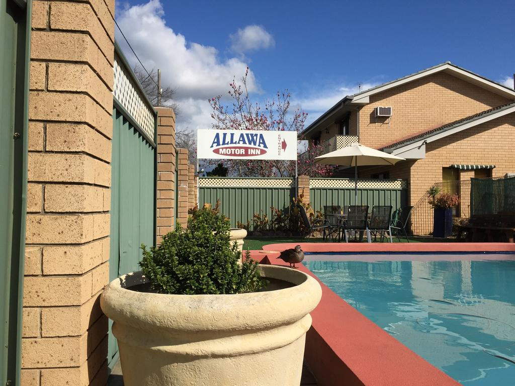 Albury Allawa Motor Inn - Accommodation Port Macquarie