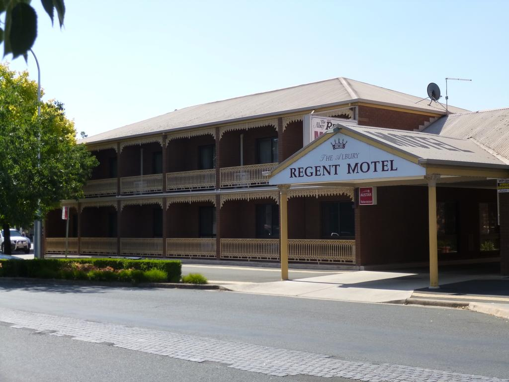 Albury Regent Motel - Accommodation Port Macquarie