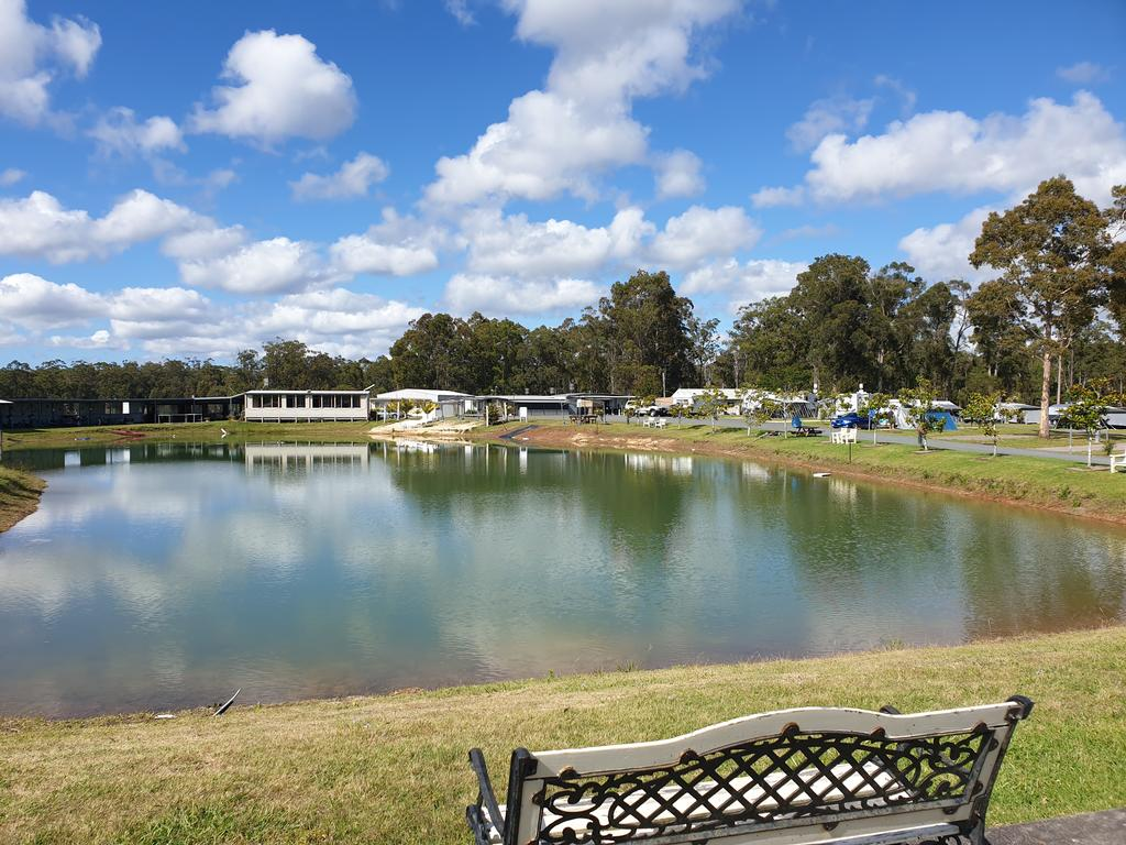 Australian Motor Homes Tourist Park - Accommodation Port Macquarie