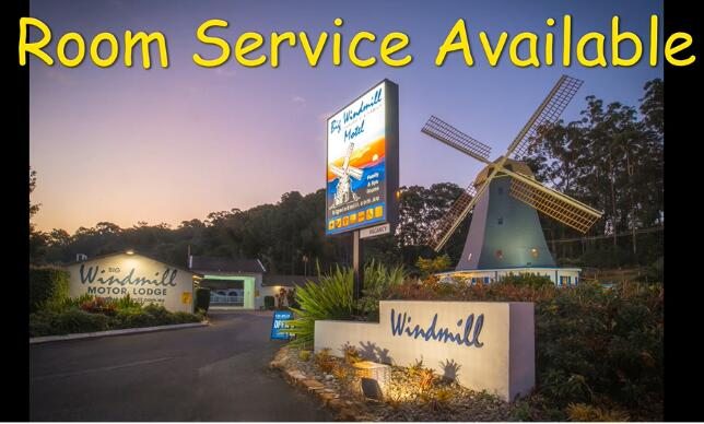 Big Windmill Corporate  Family Motel - Accommodation Port Macquarie