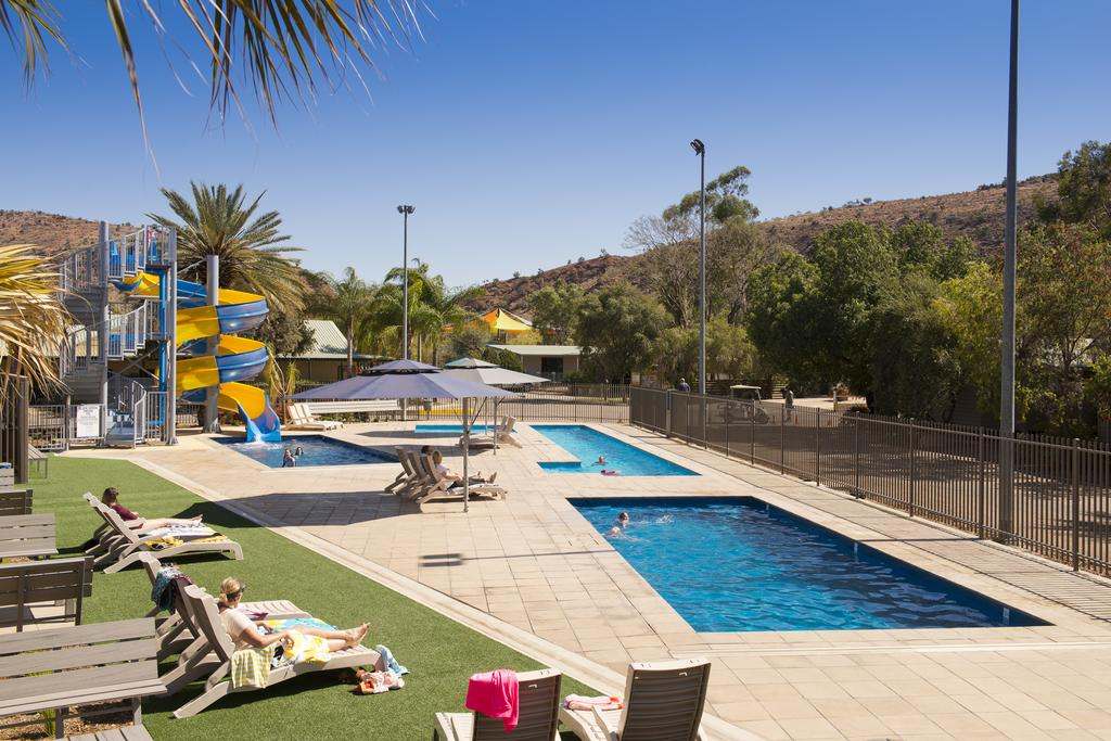 BIG4 MacDonnell Range Holiday Park - Accommodation Port Macquarie