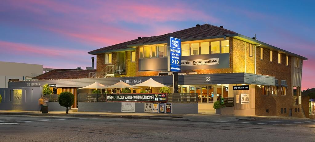 Blue Gum Hotel - Accommodation Port Macquarie